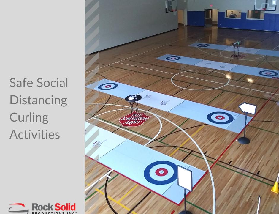social distancing activities